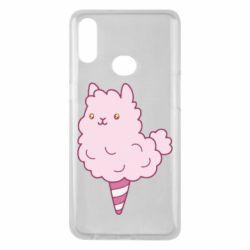 Чехол для Samsung A10s Llama Ice Cream