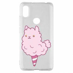 Чехол для Xiaomi Redmi S2 Llama Ice Cream