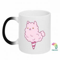 Кружка-хамелеон Llama Ice Cream