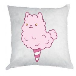 Подушка Llama Ice Cream