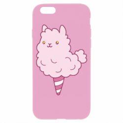 Чехол для iPhone 6/6S Llama Ice Cream