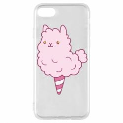 Чехол для iPhone 7 Llama Ice Cream
