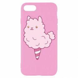 Чехол для iPhone 8 Llama Ice Cream