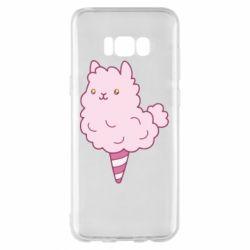 Чехол для Samsung S8+ Llama Ice Cream