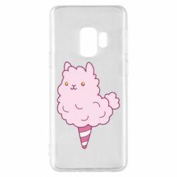 Чехол для Samsung S9 Llama Ice Cream