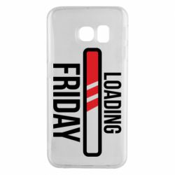 Чехол для Samsung S6 EDGE Loading Friday