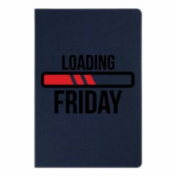 Блокнот А5 Loading Friday