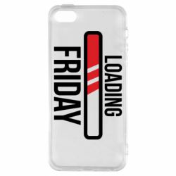 Чехол для iPhone5/5S/SE Loading Friday