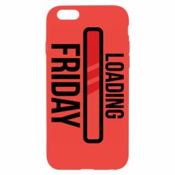 Чехол для iPhone 6/6S Loading Friday