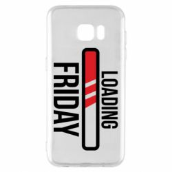 Чехол для Samsung S7 EDGE Loading Friday
