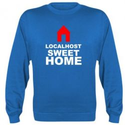 Реглан (свитшот) Localhost Sweet Home