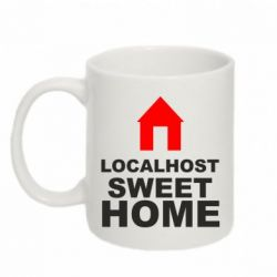Кружка 320ml Localhost Sweet Home - FatLine