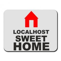 Коврик для мыши Localhost Sweet Home - FatLine