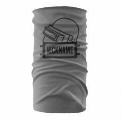 Бандана-труба Logo and helmet