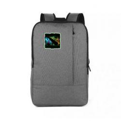 Рюкзак для ноутбука Logo and heroes