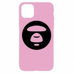 Чехол для iPhone 11 Pro Logo Bape Monkey