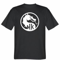 Мужская футболка Logo Mortal Kombat 11