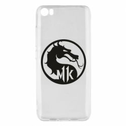 Чехол для Xiaomi Mi5/Mi5 Pro Logo Mortal Kombat 11