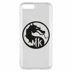 Чехол для Xiaomi Mi6 Logo Mortal Kombat 11