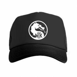 Кепка-тракер Logo Mortal Kombat 11