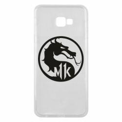 Чехол для Samsung J4 Plus 2018 Logo Mortal Kombat 11