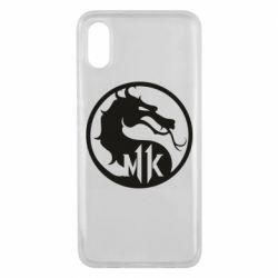 Чехол для Xiaomi Mi8 Pro Logo Mortal Kombat 11