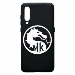Чехол для Xiaomi Mi9 Logo Mortal Kombat 11