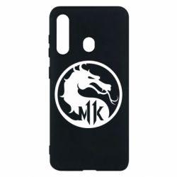 Чехол для Samsung M40 Logo Mortal Kombat 11