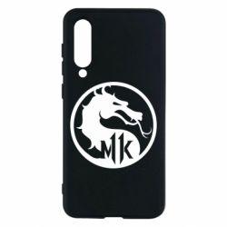 Чехол для Xiaomi Mi9 SE Logo Mortal Kombat 11