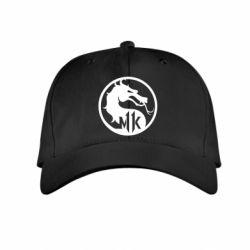 Детская кепка Logo Mortal Kombat 11