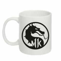 Кружка 320ml Logo Mortal Kombat 11