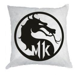 Подушка Logo Mortal Kombat 11