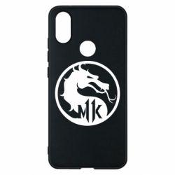 Чехол для Xiaomi Mi A2 Logo Mortal Kombat 11