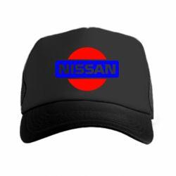 Кепка-тракер Логотип Nissan