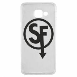 Чохол для Samsung A3 2016 Logo Sally Face