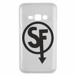 Чохол для Samsung J1 2016 Logo Sally Face