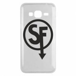 Чохол для Samsung J3 2016 Logo Sally Face