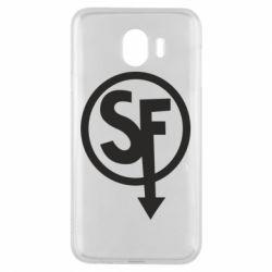 Чохол для Samsung J4 Logo Sally Face
