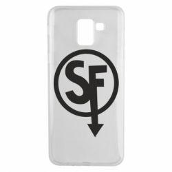 Чохол для Samsung J6 Logo Sally Face