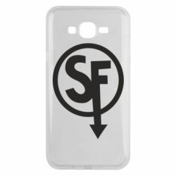Чохол для Samsung J7 2015 Logo Sally Face