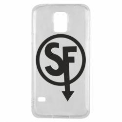 Чохол для Samsung S5 Logo Sally Face