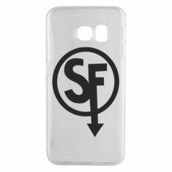 Чохол для Samsung S6 EDGE Logo Sally Face