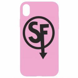 Чохол для iPhone XR Logo Sally Face