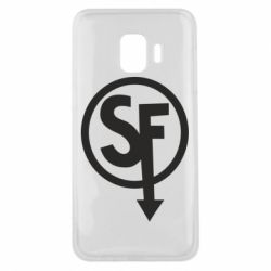 Чохол для Samsung J2 Core Logo Sally Face
