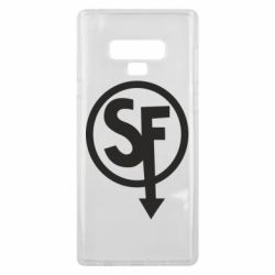 Чохол для Samsung Note 9 Logo Sally Face