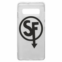 Чохол для Samsung S10+ Logo Sally Face