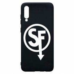 Чохол для Samsung A70 Logo Sally Face