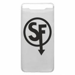 Чохол для Samsung A80 Logo Sally Face