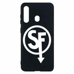 Чохол для Samsung M40 Logo Sally Face