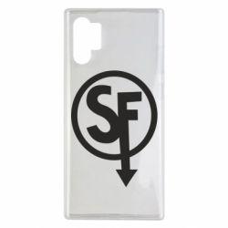 Чохол для Samsung Note 10 Plus Logo Sally Face
